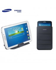 """Samsung EF-ST210BBE Universal 7"""" Galaxy Tab Pouch Case with Stand Black"""