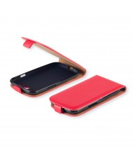 Rubber Case S7 red