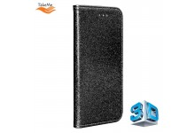 TakeMe 3D-Crystal Shine Magnetic fix Book Case for Samsung Galaxy S20FE (G780F) Black