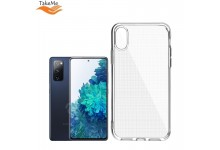 """TakeMe """"Clear"""" series Transparent 2mm thin back cover case for Samsung Galaxy S20FE (G780F)"""